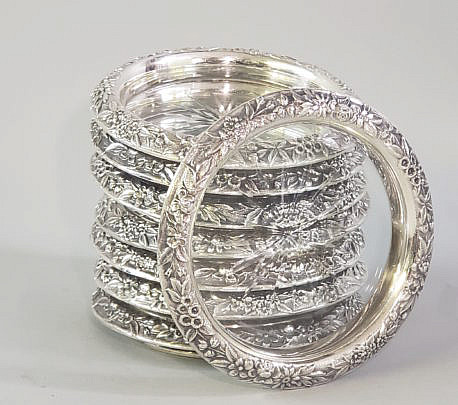 81-4800 Sterling Coasters A