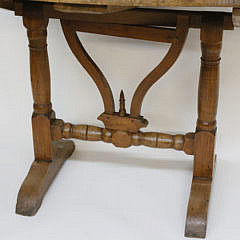 Country French Wine Tasting Table, circa 1870