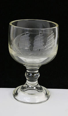 133-4817 Ship Goblet and Ship in Bottle A_MG_8405