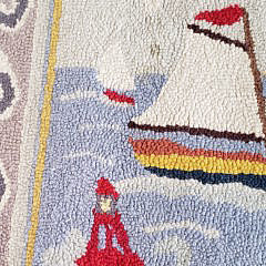 Claire Murray Nantucket Hand Hooked Wool Rug