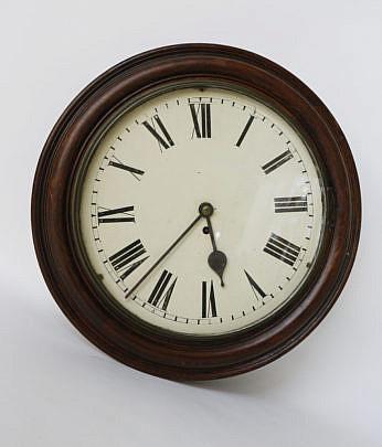 16-4704 American Wall Clock A_MG_8560
