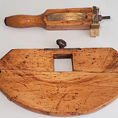 E. Howard & Co. Boston No. 272, 19th Century Cooper's Barrel Plane