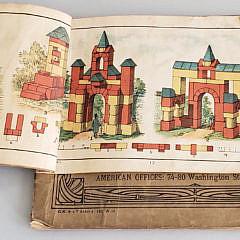 Vintage Boxed Set of Richter's Architectural Anchor Blocks