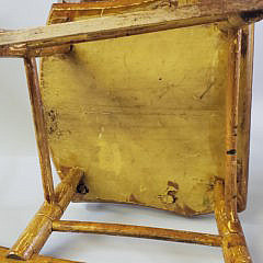 New England Child's Windsor Rocking Chair, 19th Century