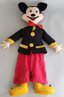 40611 Michey Mouse Doll A