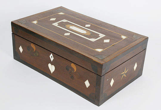51-4157 Whaleman Made Inlaid Sewing Box A_MG_8301