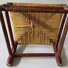 18th Century Nantucket Ladder Back Side Chair