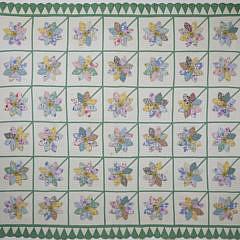 1-4643 Daisy Applique Quilt A_MG_8807