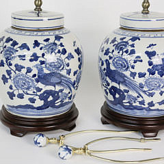 101 Blue White Ginger Jar Lamps A_MG_8795