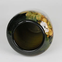 Rookwood Vase Decorated by Carrie Steinle, 1905