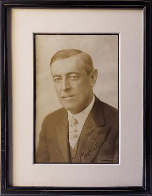13-2125 Woodrow Wilson A
