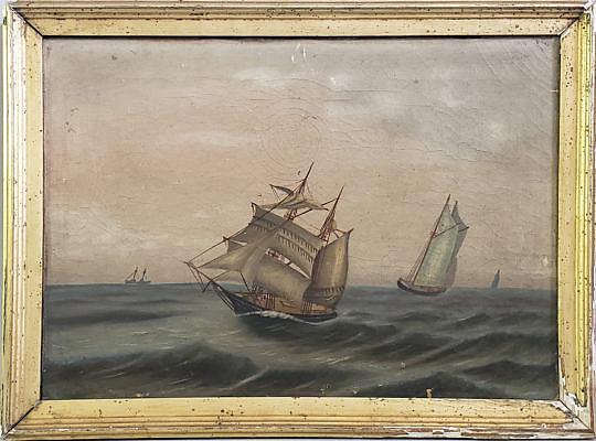 161-4900 Naive Maritime Oil A