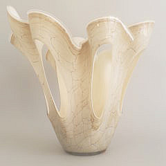 222-1397 Art From Vase A