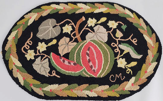 2396-966 Claire Murray Watermelon A