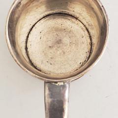 18th Century Silver Plated Mug