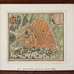 29-4121 Amsterdam Map A