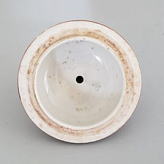 19th Century Kutani Ware Covered Jar
