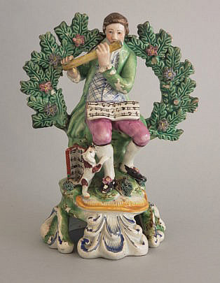 32-3298 Staffordshire Flute A