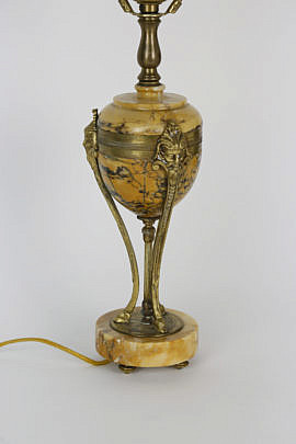 36341 French Marble Bronze Lamp A_MG_8998