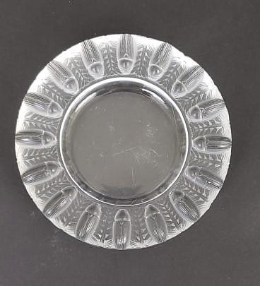 42-4782 Lalique Ash Tray A