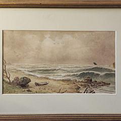 5-4287 W.C. Rymer Watercolor A