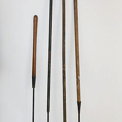 Four Assorted Eel Spears