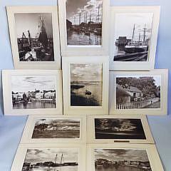 9-4848 Barker Photographs A
